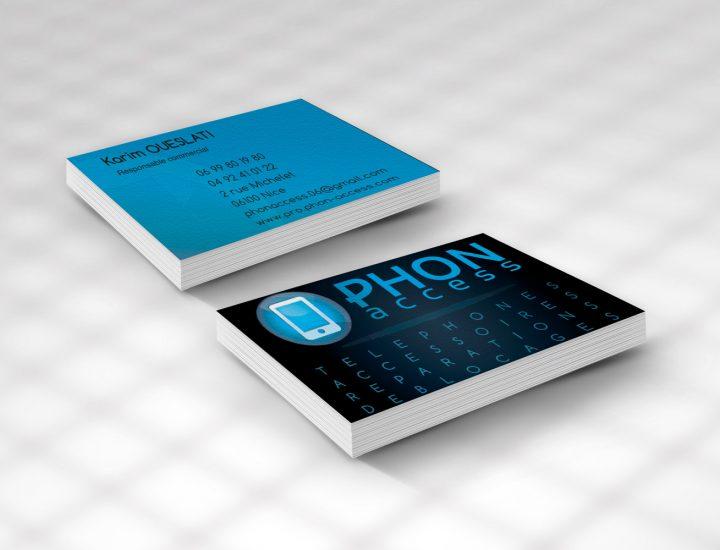 Stratégie de communication digitale – magasin de téléphonie à nice