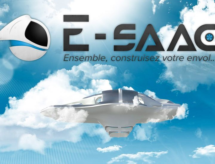 Projet Eurocopter – E-saac