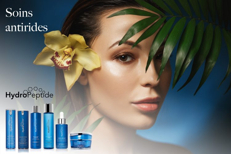 Affiches produits cosmétiques Monaco