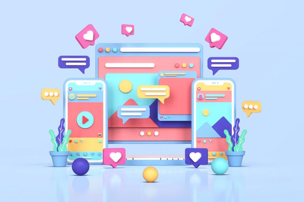 boutique en ligne application